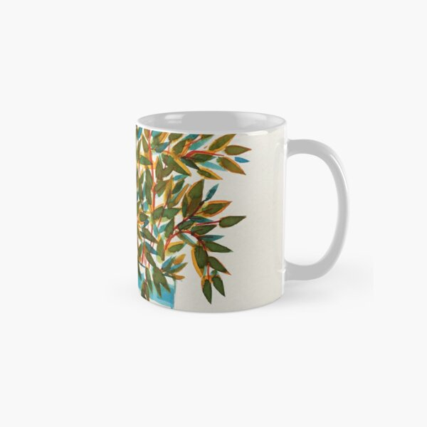 Red Blue Green Yellow Classic Mug