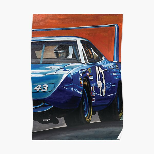 Nascar Posters Redbubble