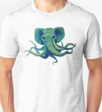 Octophant - Artwork by Minxi Unisex T-Shirt