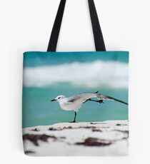 Beach Yoga - 1st Pose Tote Bag