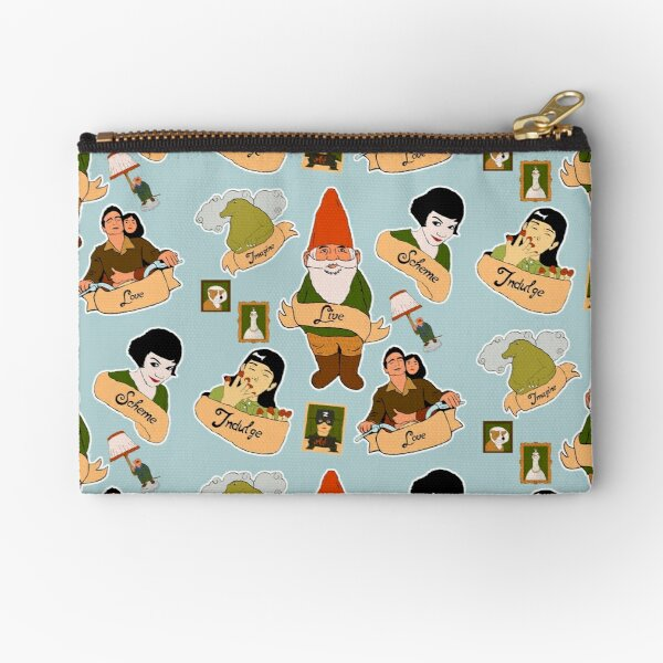 Bits and Bobs: Amelie Zipper Pouch