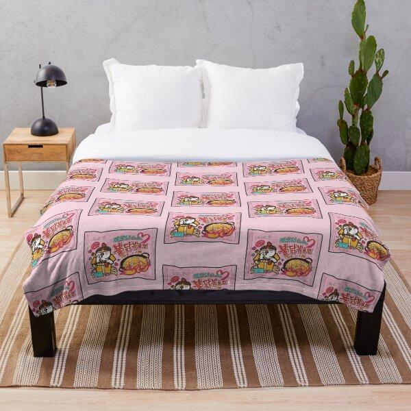 Samyang Carbonara Throw Blanket