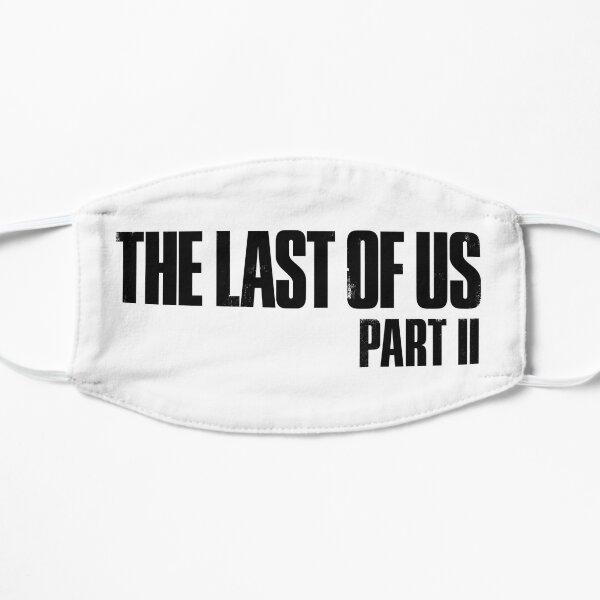 THE LAST OF US - PARTE II Flat Mask