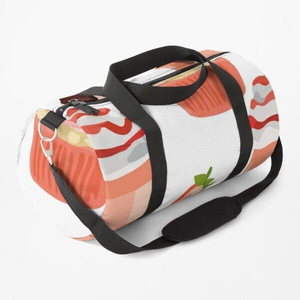Adorable cute ice cream collection Duffle Bag