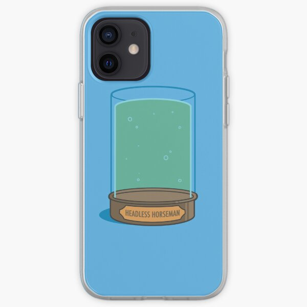 Headless Horseman's Jar iPhone Soft Case