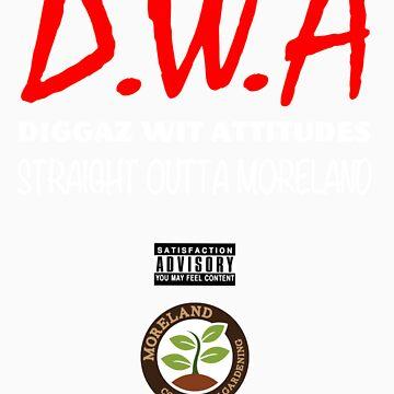 Diggaz wit attitudes by Morelandcg