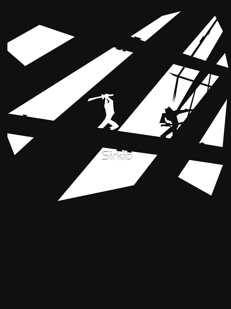Black and White Shinobis | Unisex T-Shirt