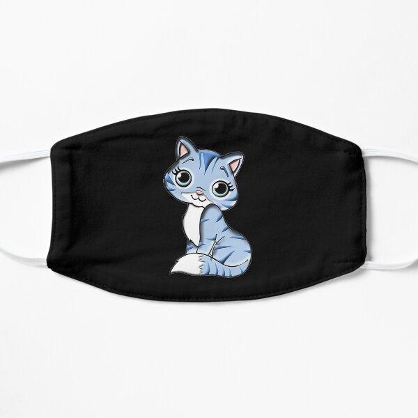 Cute Cat Cute Cat  Flat Mask