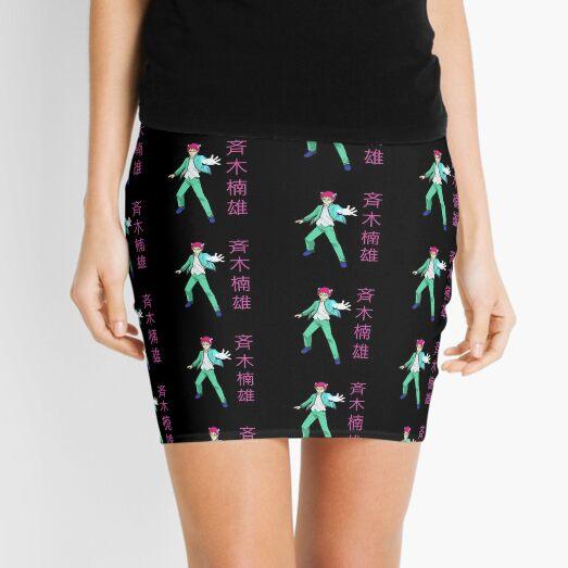 Saiki K Mini Skirt