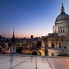 Transition of St. Paul Cathedral by Mattia  Bicchi Photography