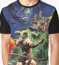 Castlevania  Graphic T-Shirt