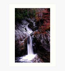 Falls of Bruar #2 Art Print