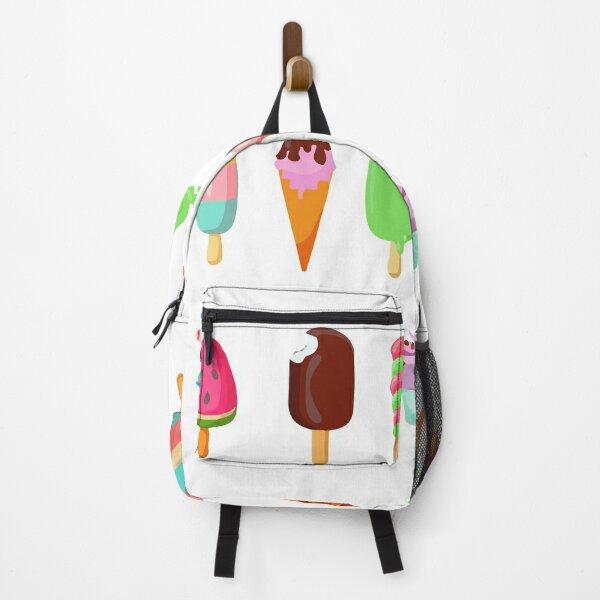 Fruit ice cream set Backpack