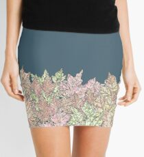 Fallen Leaves Mini Skirt