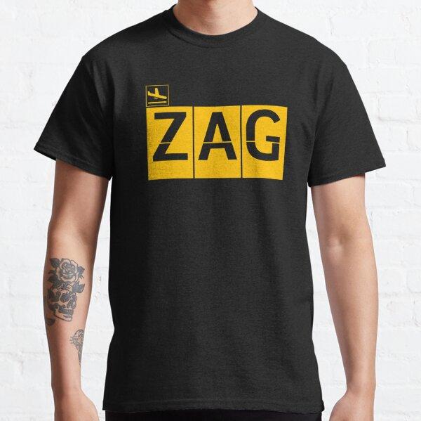 Destination - ZAGREB Classic T-Shirt
