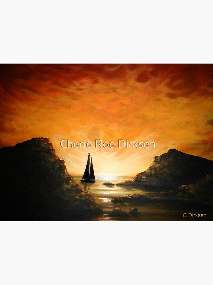 Sunrise Cove by cheriedirksen