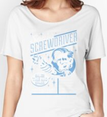 Sonic Screwdriver Ad Women's Relaxed Fit T-Shirt