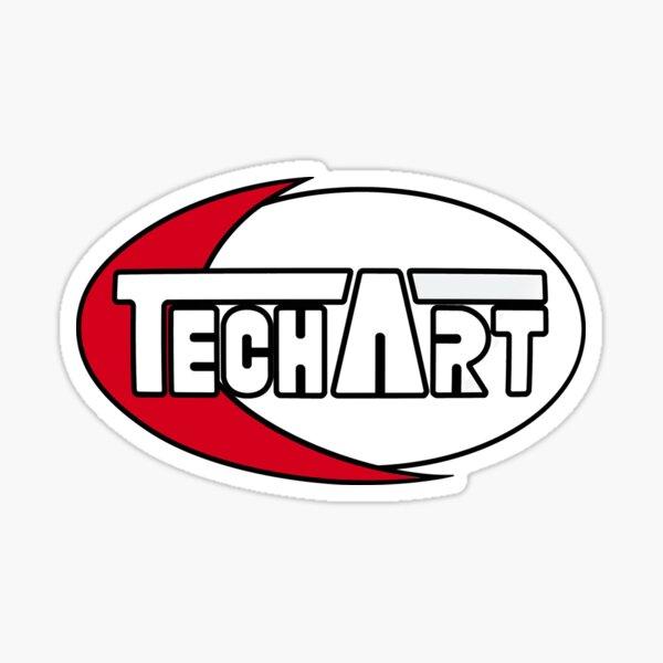 TECHART Sticker