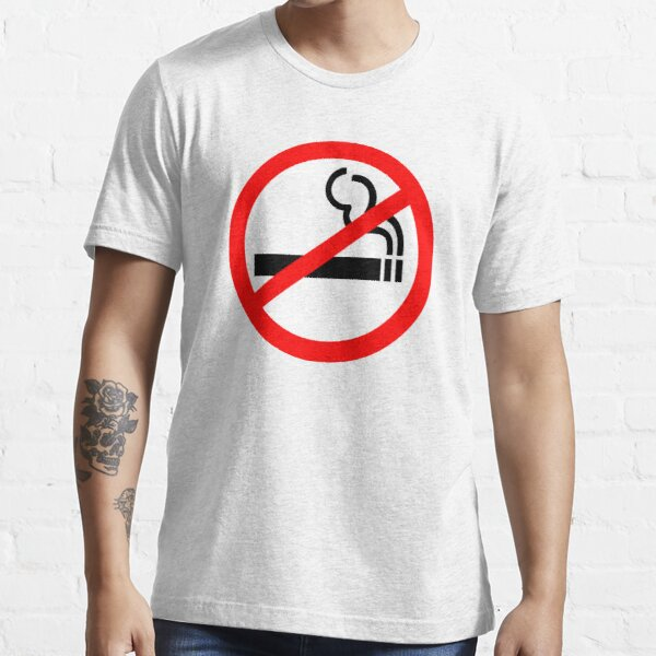 No Smoking Symbol Essential T-Shirt