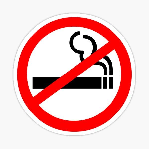 Stop Smoking Stickers Redbubble