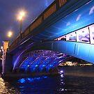 Bridge over Southwark Water by BlackhawkRogue