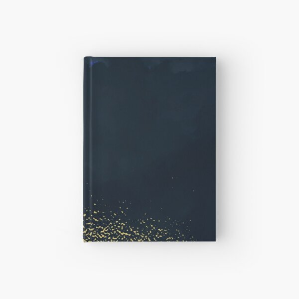 Midnight Beach at Niagara Hardcover Journal