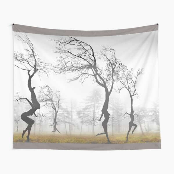In The Mist Tapestry
