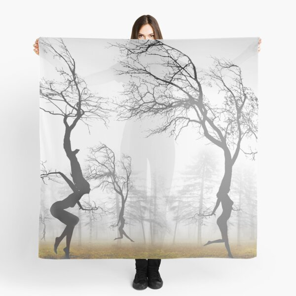 In The Mist Scarf