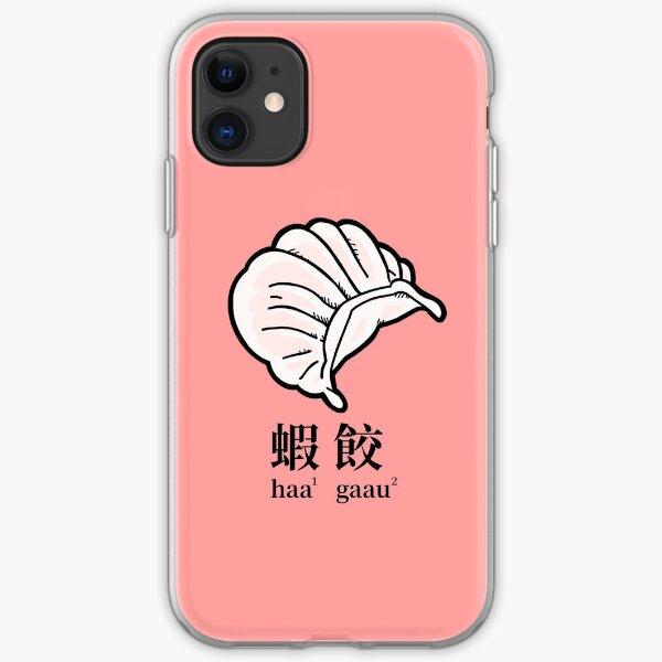 Shrimp dumpling iPhone Soft Case