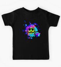 Splatoon Tintenfisch Kinder T-Shirt