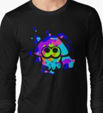 Splatoon Squid Long Sleeve T-Shirt