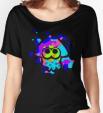 Splatoon Squid Women's Relaxed Fit T-Shirt