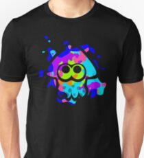 Splatoon Tintenfisch Slim Fit T-Shirt