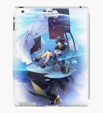 Chrono Cross: Serge and Lynx iPad Case/Skin