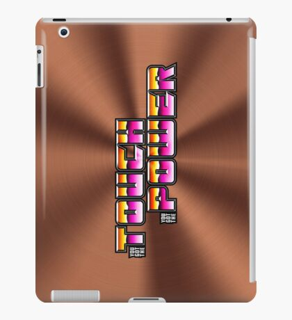 The Touch '86 iPad Case/Skin