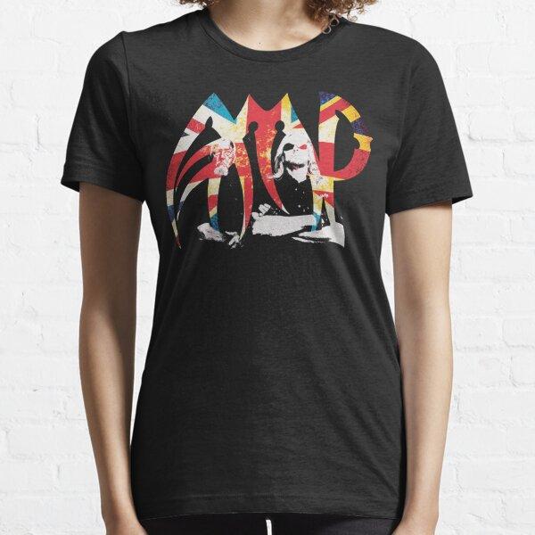 AMP Union Jack Rock T shirt Essential T-Shirt