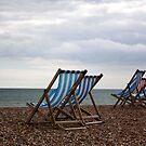 Deckchairs by Samantha Jones