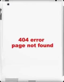 404 Error by sweetsixty