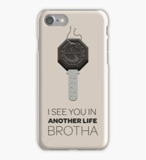 Lost - BROTHA iPhone Case/Skin