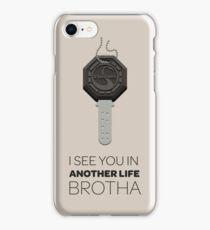 Lost - BROTHA iPhone Case/Skin