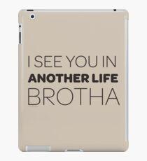 Lost - BROTHA iPad Case/Skin