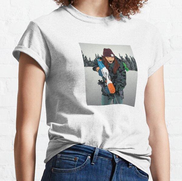 Wynonna Earp - Nicole Haught Classic T-Shirt