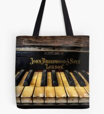 If I Close My Eyes and Listen! Tote Bag