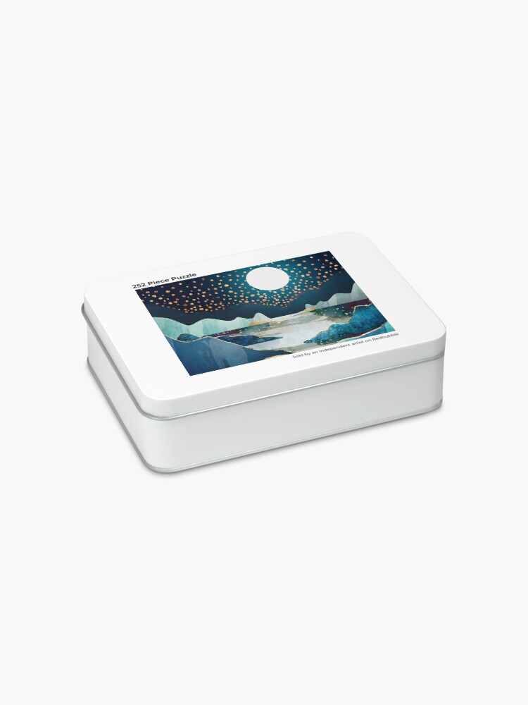 Alternate view of Moon Glow Jigsaw Puzzle