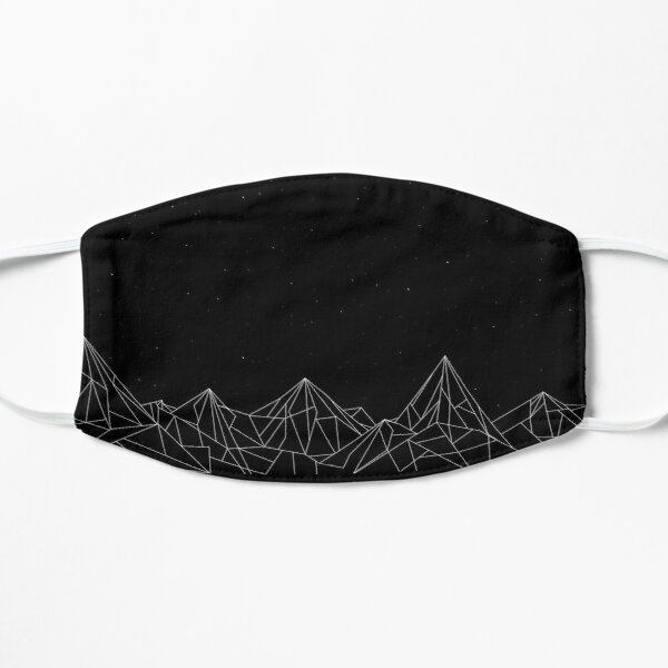 ACOTAR Night Court Mountains Mask
