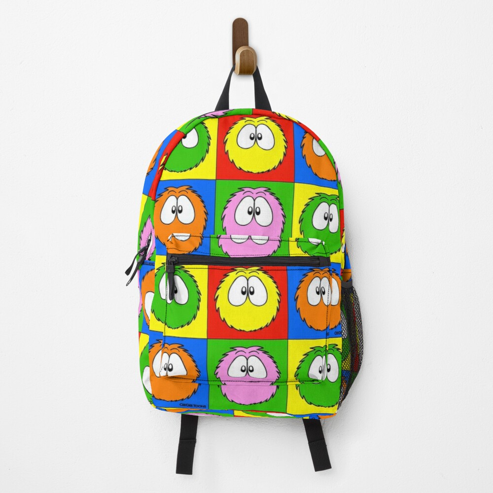 Popart Fluffballs Backpack