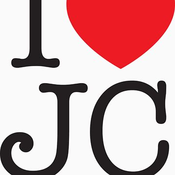 I LOVE JC by KwongyBoy