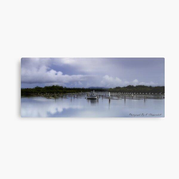 Fishing boat 01 Metal Print