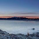 East Beach Sunrise, Low Head Tasmania, Australia by fotosic