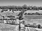 Cobstone Windmill - Turville -  BW by Colin  Williams Photography